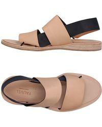 Fauvel - Sandals - Lyst