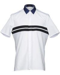 Kris Van Assche - Shirt - Lyst