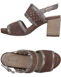 Khrio - Sandals - Lyst