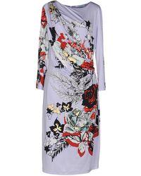 Blumarine - Knee-length Dress - Lyst