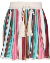Laneus - Mini Skirt - Lyst