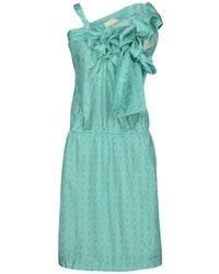 Coast - Knee-length Dress - Lyst