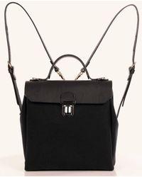 Jam Love London - Hillside Urban Backpack In Black Swan - Lyst