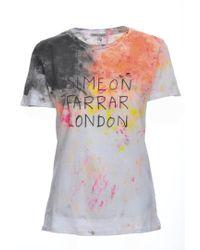 Simeon Farrar - London Flag Tee - Lyst
