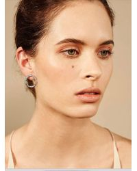 Maha Lozi - Hula Hoop Earrings - Lyst