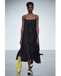 Eudon Choi - Neasa Black Dress - Lyst