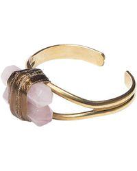 Divine Schematic - Calixta Double Bracelet - Lyst