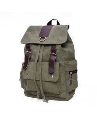 Something Strong - Rocksmith Backpack In Olive - Lyst