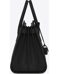 Saint Laurent - Classic Sac De Jour Small In Smooth Leather - Lyst