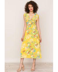 Yumi Kim - Prince Street Silk Dress - Lyst