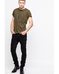 Zadig & Voltaire - Tibo Heart T-shirt - Lyst