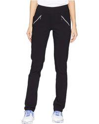 Jamie Sadock - Skinnylicious Slimming Pull-on Pants (moonlit Navy) Women's Casual Pants - Lyst