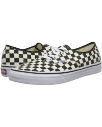 0efe8f192e6c Vans - Authentictm ((gum Outsole) Catawba Grape black) Skate Shoes -
