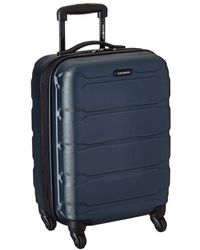 Samsonite - Omni Pc 20 Spinner (burnt Orange) Luggage - Lyst