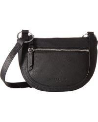 Liebeskind - Crossbody S - Millen (cold Grey) Cross Body Handbags - Lyst