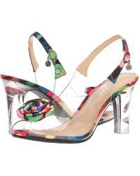 J. Reneé - Adoracion (clear/black/white) High Heels - Lyst