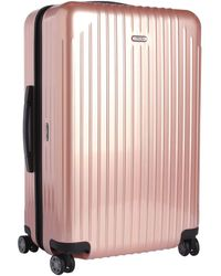 Rimowa - Salsa Air - 26 Multiwheel(r) (pearl Rose) Pullman Luggage - Lyst
