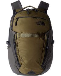 266b6e72c7 The North Face - Surge Backpack (dish Blue Light Heather/urban Navy)  Backpack