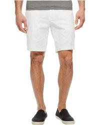 Nautica - Classic Fit Stretch Deck Shorts (bright White) Men's Shorts - Lyst