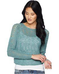 Billabong - Sea Ya Soon Sweater (jungle) Women's Sweater - Lyst