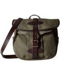 Filson - Small Field Bag (navy) Bags - Lyst