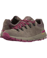 Danner - Mountain 600 Low 3 (gray/plum) Women's Shoes - Lyst