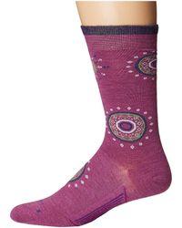 Feetures! - Sunburst Ultra Light Crew Sock - Lyst