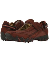 Allrounder By Mephisto - Niro (fume Suede/ocean Hydro Soft) Women's Maryjane Shoes - Lyst