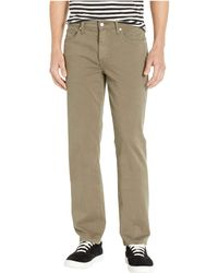 Joe's Jeans - Mccowen Colors Brixton Twill In Platoon (platoon) Men's Jeans - Lyst