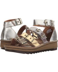 1743529bde21 Naot - Begonia (mine Brown hash Suede brown Croc Leather volcanic Brown