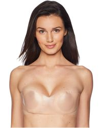 0b96b048d7327 Lyst - Wacoal Full Figure Clear And Classic Contour Bra  853244 in Black
