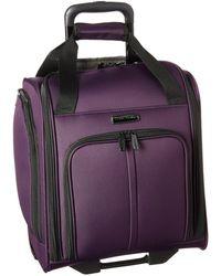 Samsonite - Leverage Lte Wheeled Boarding Bag (purple) Luggage - Lyst