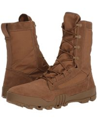 Nike - Sfb Jungle 8 Leather Boot (coyote/coyote) Men's Boots - Lyst