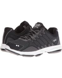 Ryka - Dominion (black/white) Women's Walking Shoes - Lyst