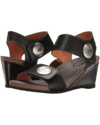 Taos Footwear - Carousel 2 (black) Women's Shoes - Lyst