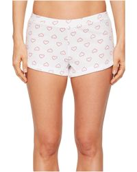 Only Hearts - Twin Hearts Supima Cotton Tulip Boxer - Lyst
