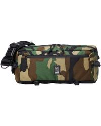 Chrome Industries - Kadet Nylon (gargoyle Grey) Handbags - Lyst