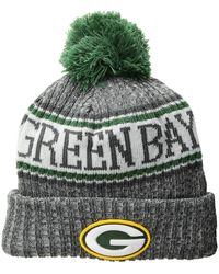 Lyst - Ktz Biggest Fan Redux Green Bay Packers Black Team in Black ... 41da92ca9