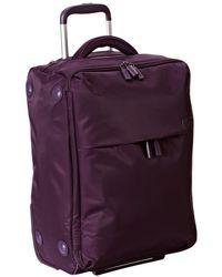 Lipault - Original Plume Purple 4 Wheel Cabin Case - Lyst