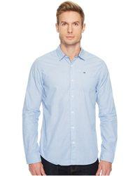 Hilfiger Denim - Original End On End Long Sleeve Shirt - Lyst