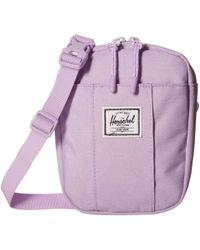 7e8332d7f60 Lyst - Herschel Supply Co. Barnes (woodland Camo) Tote Handbags in ...