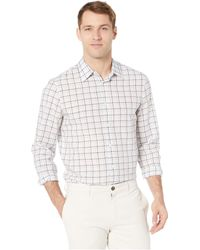 d133afeb6723 Lyst - Tommy Hilfiger Bright Blue Gingham Regular Fit Dress Shirt in ...