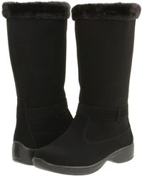 Tundra Boots - Ruth (black) Women's Cold Weather Boots - Lyst