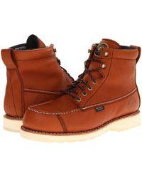 Irish Setter - Wingshooter 7 Soft Toe (amber) Men's Work Boots - Lyst