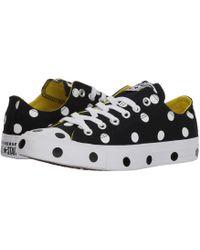 Converse - Chuck Taylor® All Star® Ox - Dots - Lyst