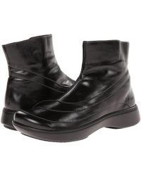 Naot - Tellin (black Pearl Leather) Women's Zip Boots - Lyst