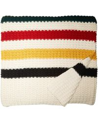 Pendleton - Glacier Chunky Knit Throw - Lyst