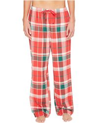 Life Is Good. - Classic Sleep Pants (americana Red) Women's Pajama - Lyst