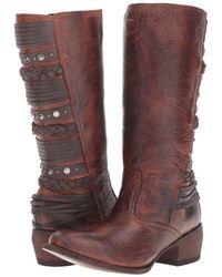 Old Gringo - Mirrani (black) Cowboy Boots - Lyst