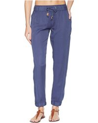 Tentree - Colwood Pants (phantom) Women's Casual Pants - Lyst